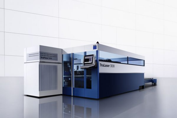 TRUMPF Presents Record Growth