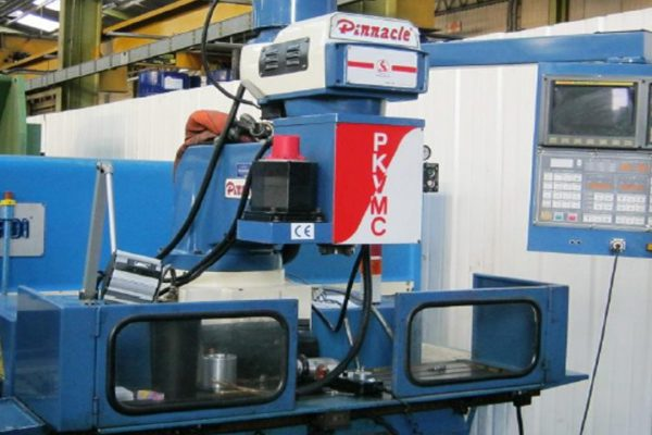 Pinnacle PK VMC CNC Milling Machine