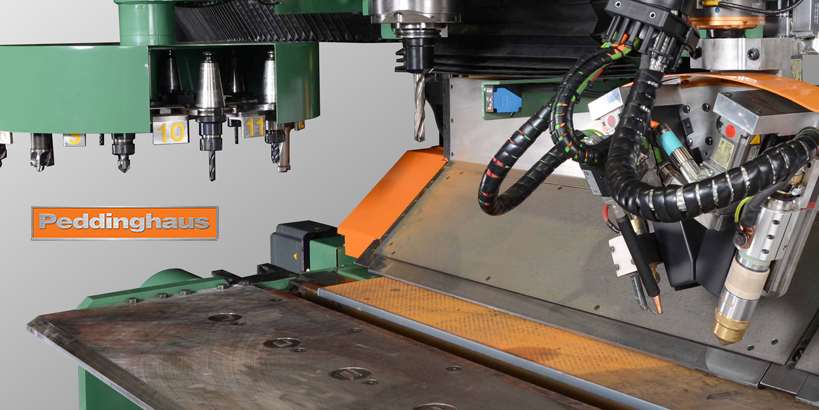 Drilling & Sawing Lines | Lister Machine Tools Ireland