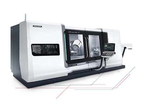 DMG CNC Turning Machines