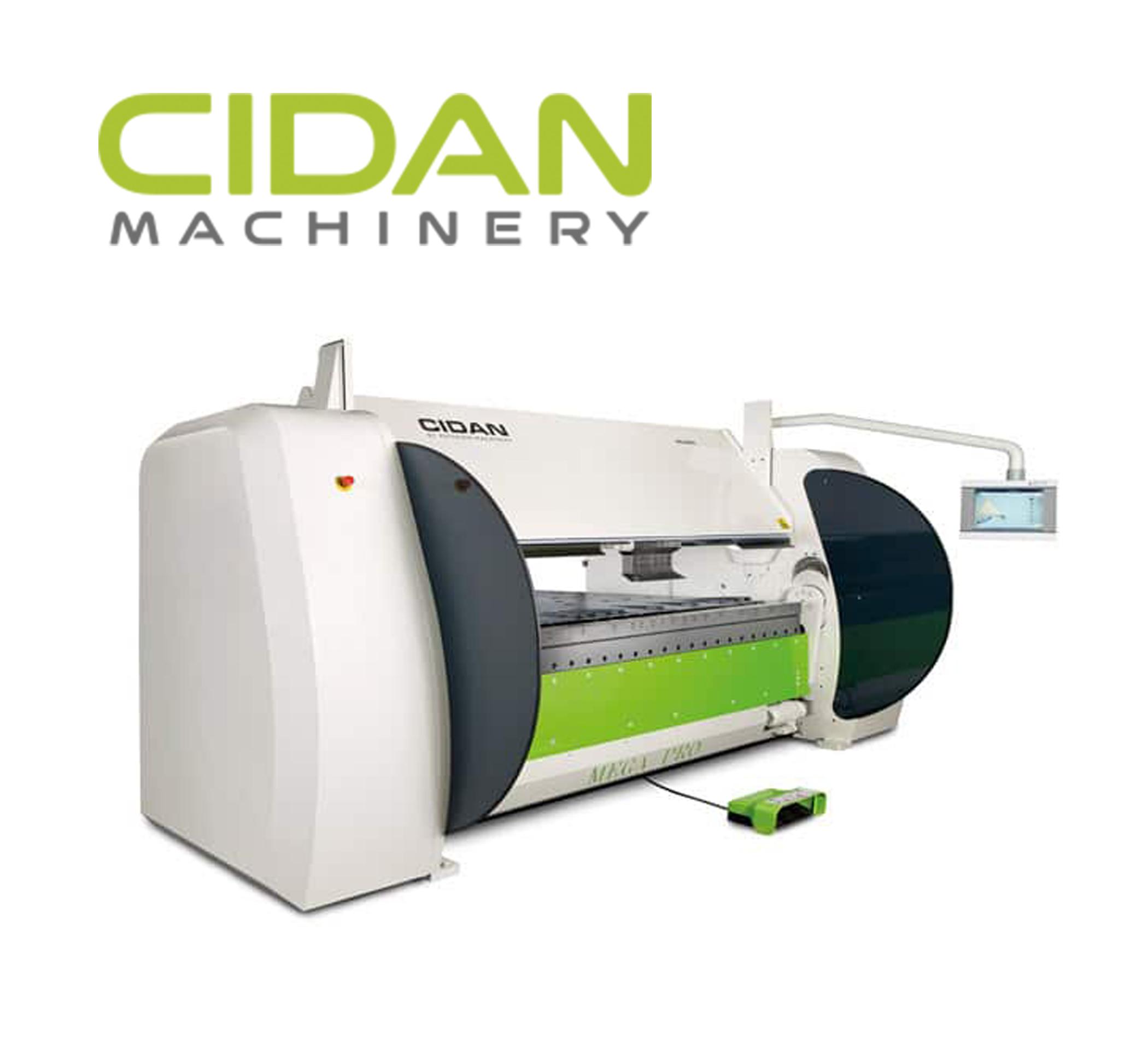 Box & Pan Folders | Lister Machine Tools Ireland
