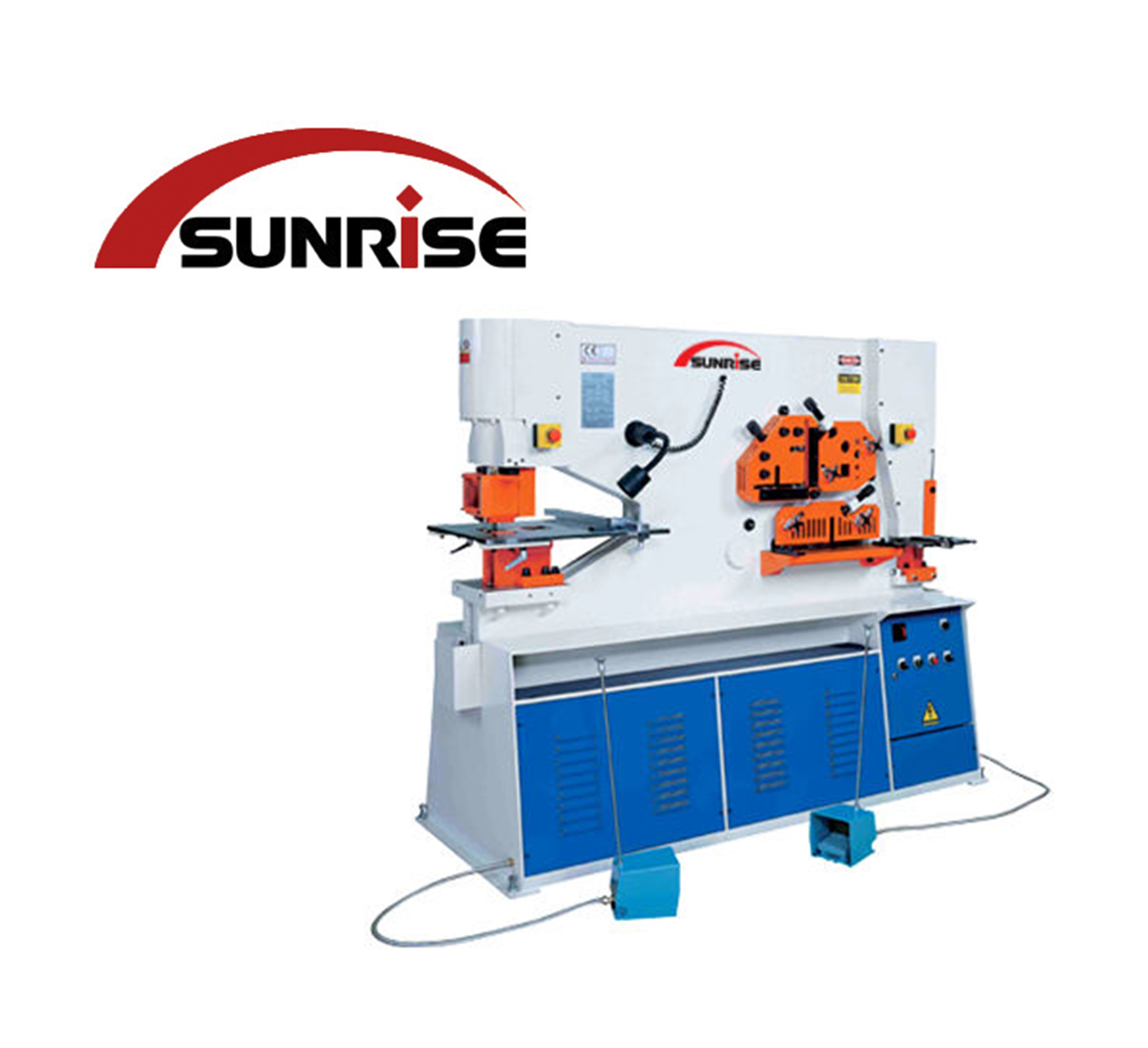 Punching Technology | Lister Machine Tools Ireland