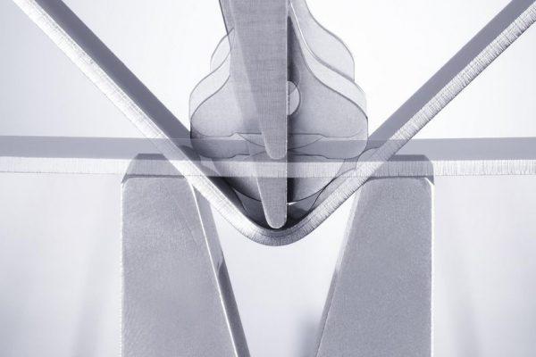 Mark-free bending