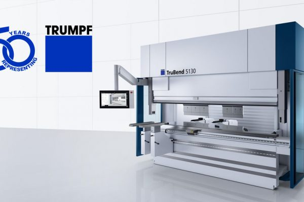 50 years representing Trumpf
