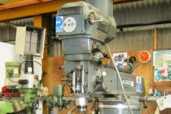 Ajax Turret Mill