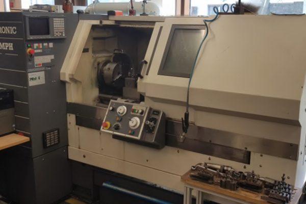 Colchester Triumph Electronic CNC Lathe