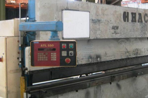 Haco PPM 36135 Press Brake