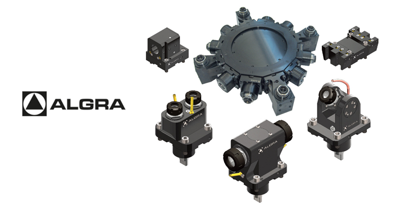 Algra CNC Lathe Tooling
