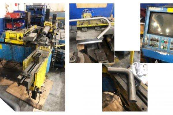Addison DB 76 – 3D Tube Bending Machine